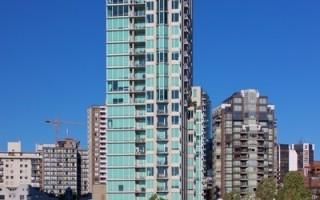 2402-1005 Beach Avenue, Vancouver, BC