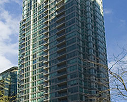 1703 1328 West Pender St. Vancouver, British Columbia