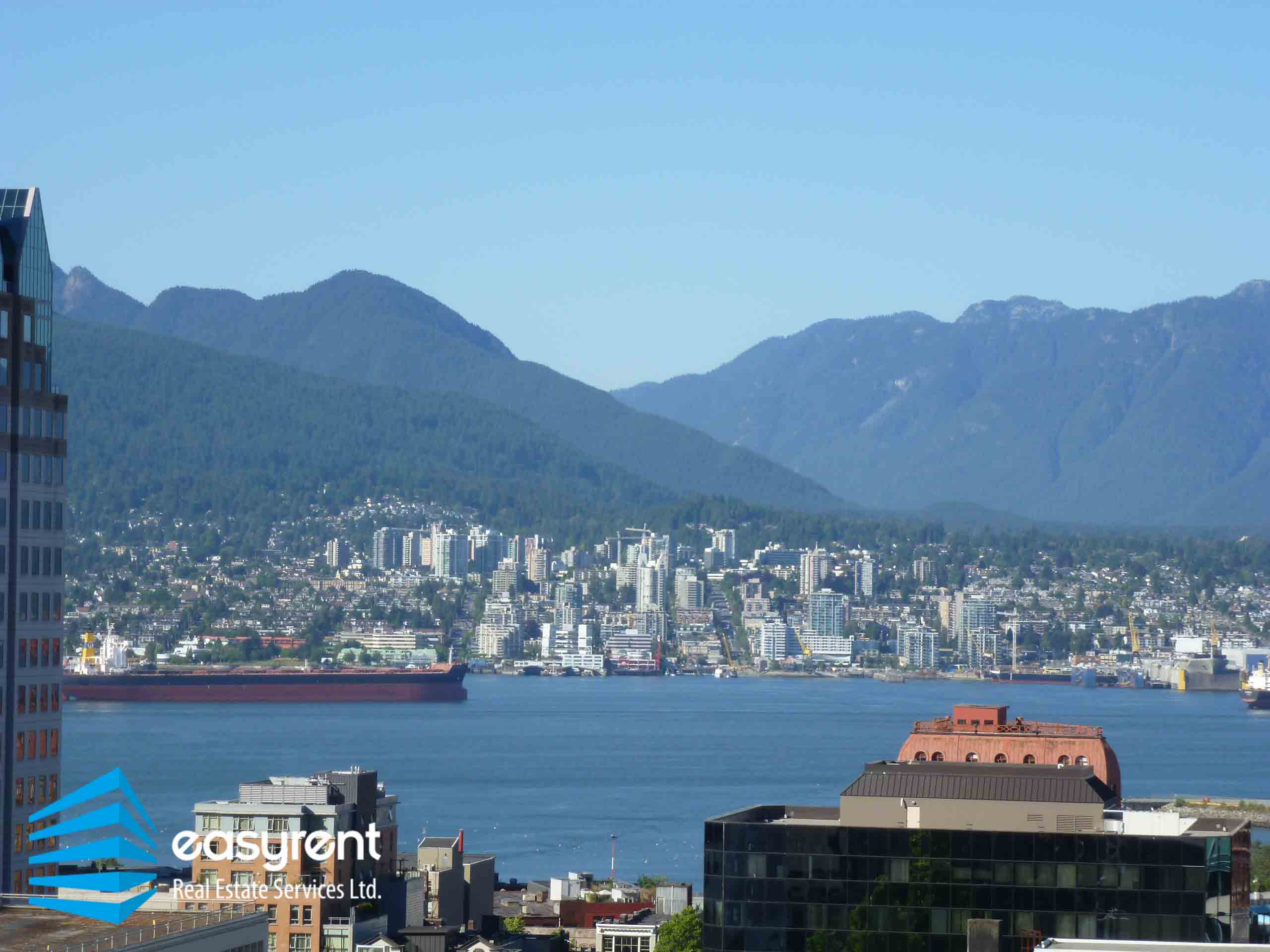 2502 233 Robson St Vancouver British Columbia Easyrent