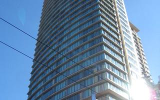2908 610 Granville St. Vancouver, British Columbia