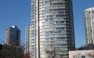 2506 688 Abbott St. Vancouver, British Columbia