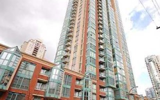 2709 939 Homer St. Vancouver, British Columbia