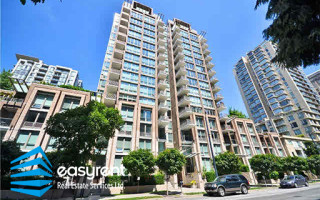 1207-1055 Richards Street, Vancouver, British Columbia