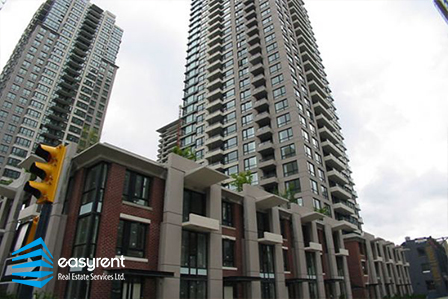 1308 977 Mainland St Vancouver British Columbia Easyrent