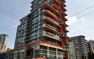 812-1325 Rolston Street, Vancouver, BC
