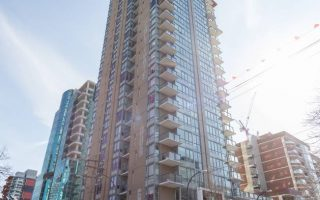 1406-1308 Hornby St, Vancouver, British Columbia